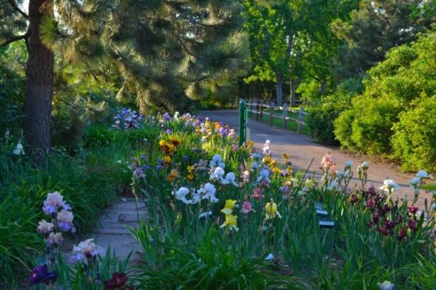 Estados De Colorado Oklahoma Kansas Y Nebraska Jardines Sin Fronteras