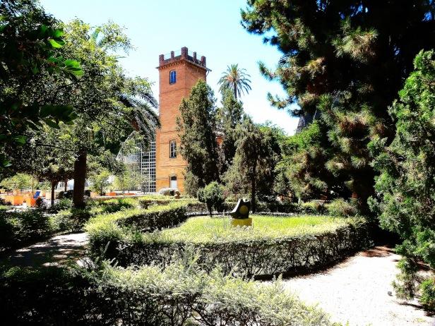 Jardines botanicos de espa a jardines sin fronteras for Jardin urbano valencia