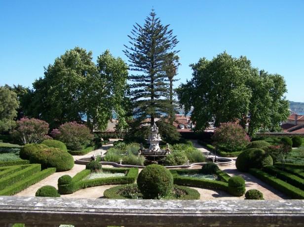 Jardim Botanico de Ajuda.-Lisboa.-ws