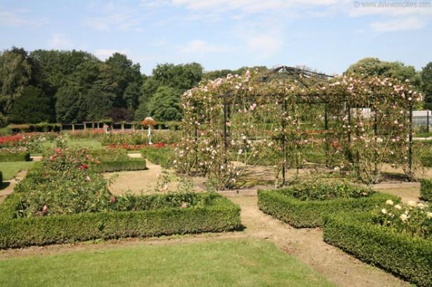 Rose Garden, Rivierenhof