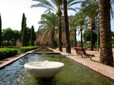 Sevilla jardines de la buhaira jardines sin fronteras - Jardines verticales sevilla ...