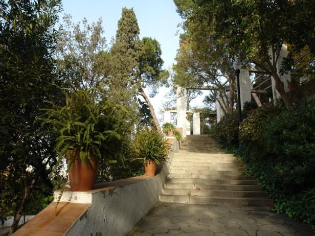 Jardines de jean claude nicolas forestier en espa a for Jardines laribal