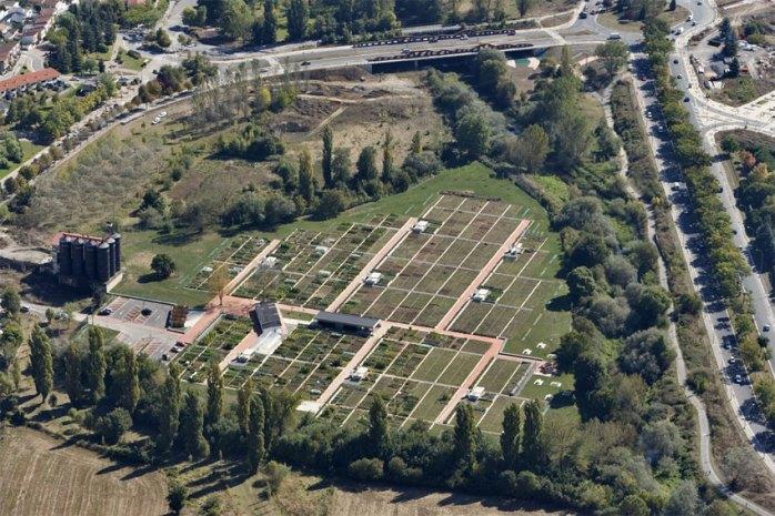 Del potager du roi a los huertos urbanos jardines sin fronteras - Mega jardines de olarizu ...