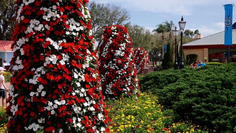 EL MUNDO INSÓLITO DE WALT DISNEY 2ª Entrega – Jardines sin fronteras