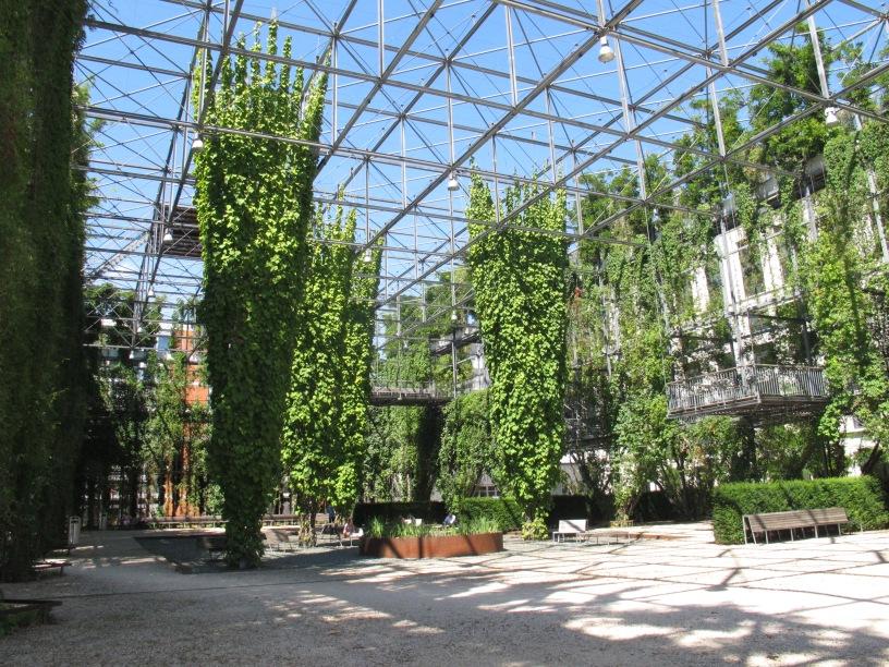 Muros verdes y jardines verticales jardines sin fronteras for Muros y fachadas verdes jardines verticales