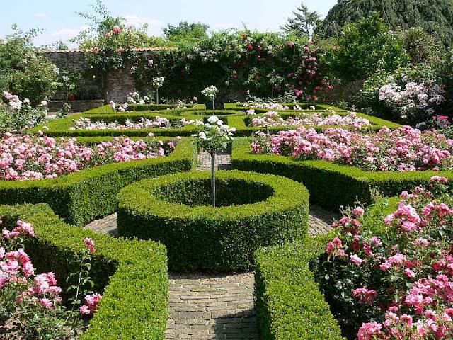 Europa la vuelta al mundo en 885 jardines este de - Jardines de holanda ...